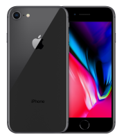 Apple IPHONE 8 64GB Space Grey  MQ6G2ZD/A - eet01