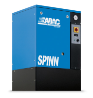 Abac Spinn X 11kw 10 Bar Floor Mounted C55* Compressor In Bedfordshire