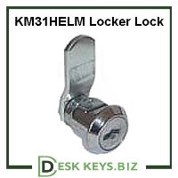 KM31HELM Helmsman Locker Lock (L&F 31 series)