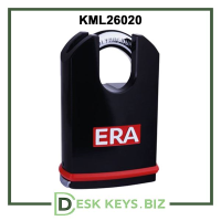 ERA Professional Maximum Security Closed Shackle Padlock