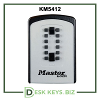 Master Lock Large Combination Key Safe
