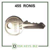 Ronis Electric Switch Key 455