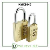 Maxus 40mm Combination padlock