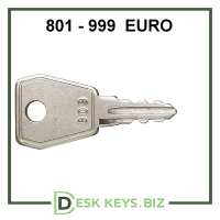 Avery Eurolock Key 801-999