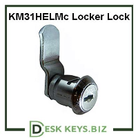 KM31HELMc Helmsman Locker Lock (L&F 31 series)