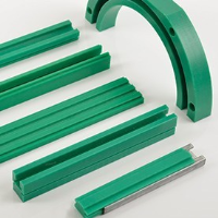 Extruded Plastic Guide Rails