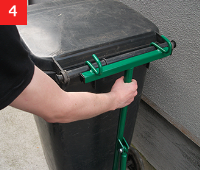 Trash Crushers For Wheelie Bins