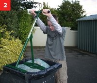 Waste Compressors For Wheelie Bins