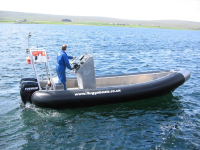 Hand Built Police Boats