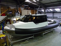Hand Built Work Boats With Cabin