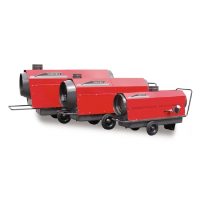 ITA/ITAS Indirect Oil Fired Heaters