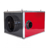 ISA65 Suspended Oil Fired Heaters