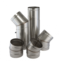 Flue Pipe Components