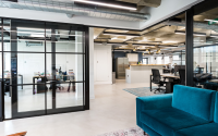Specialist Companies That Supply Glazed Office Partitions