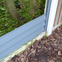 Plain Infill Fence Panel