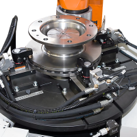 Automatic Balancing Machines For Truck Brake Discs