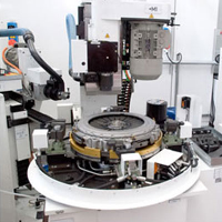 Automatic Balancing Machines For Truck Clutches