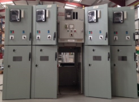 Low Type Withdrawable Switchgear Units