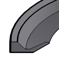 A7 Type Flexible Wipers