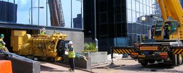 Construction Industry Crane Services