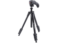 Manfrotto Compact Action black  MKCOMPACTACN-BK - eet01