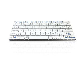 Accuratus Minimus - Minimalist Ultra Sleek Mini Bluetooth® Wireless Keyboard for Mac