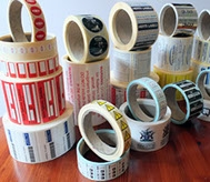 Block Out Reel Label Solutions