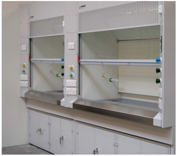 Fume Cupboards For Industrial Applications