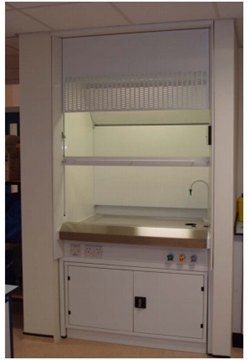 Graduate Fume Cupboards For Colleges