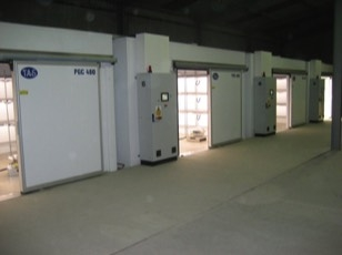 Plant Growth Test Rooms