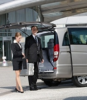 Chauffeurs Specialising In Corporate Road shows