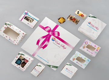 Bespoke Printed Packaging Products