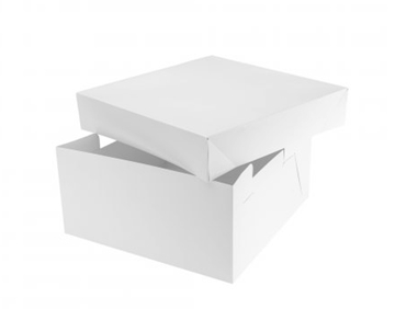 "8"" Lid & Base Cake Box"