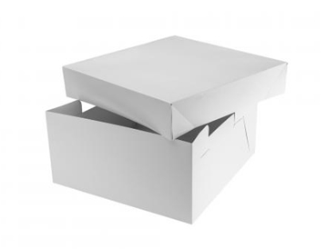 "14"" Lid & Base Cake Box"