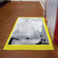 Foot Bath Mats For Use In The Industrial Sector