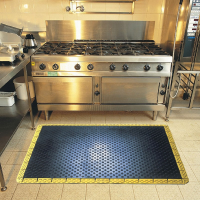Comfy Grip Mats For Use In Commercial Kitchens