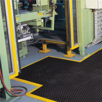 Bespoke Sized Rubber Matting