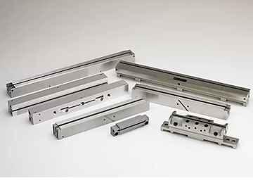 Design and Manufacture of Sealing Jaw Sets