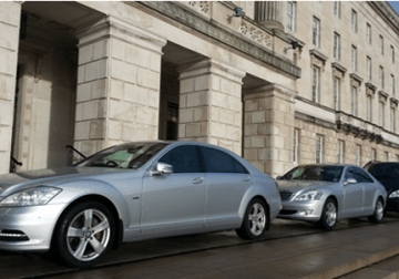 Northern Ireland Chauffeur Collections