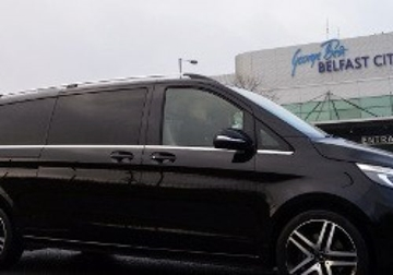 Private Airport Taxi Company In Belfast