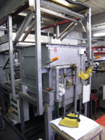 In-House Industrial Plastic Moulding Production