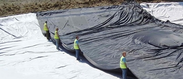 Commercial Pond and Lake Liner Manufacturers