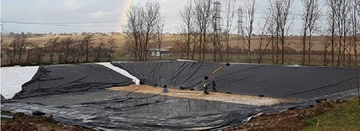 Commercial Golf Course Pond Liner Manufacturers
