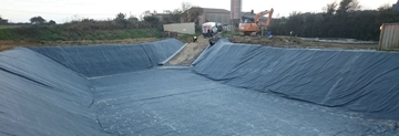 Commercial Slurry Lagoon Liner Manufacturers