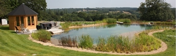 Commercial Swimming Pond Liner Manufacturers
