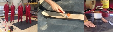 Cleaning and Preparation Primer Pond Liner Seaming Manufacturers
