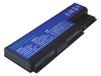 MBI50768 MicroBattery Laptop Battery for Acer 6Cells Li-Ion 10.8V 4.4Ah 48wh - eet01