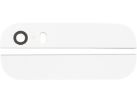 MicroSpareparts Mobile White Rear glass cover For housing MOBX-IP5S-HS-21 - eet01