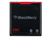 MicroSpareparts Mobile Blackberry E-M1 Battery Curve 9370, 9360, 9350 MSPP1935 - eet01