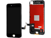 MicroSpareparts Mobile LCD for iPhone 7 Black Copy LCD MOBX-IPC7G-LCD-B - eet01